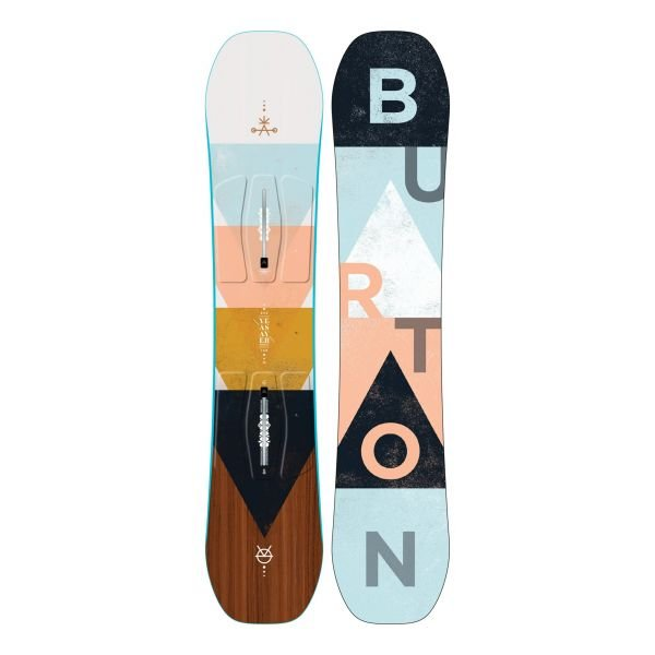 Burton YEASAYER NO COLOR planche de snowboard 2020