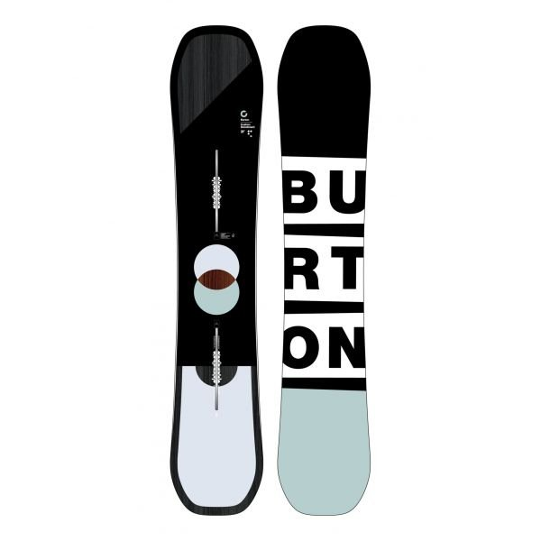 Burton CUSTOM FLYING V NO COLOR planche de snowboard 2020