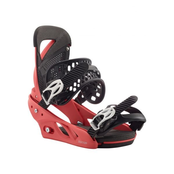 Burton LEXA ELECTRIC CORAL fixation snow 2020