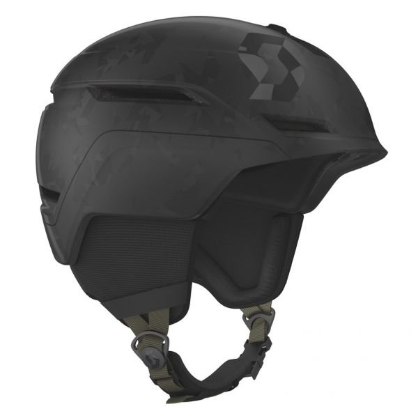 Scott Symbol 2 Plus black/khaki Casque de ski 2020