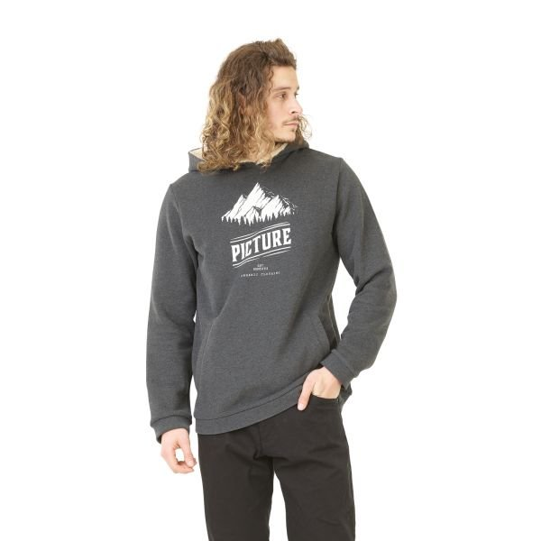 Picture HOOPER HOODY SWEATER A Anthracite 2020