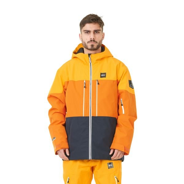 Picture OBJECT JKT JACKET A Yellow 2020