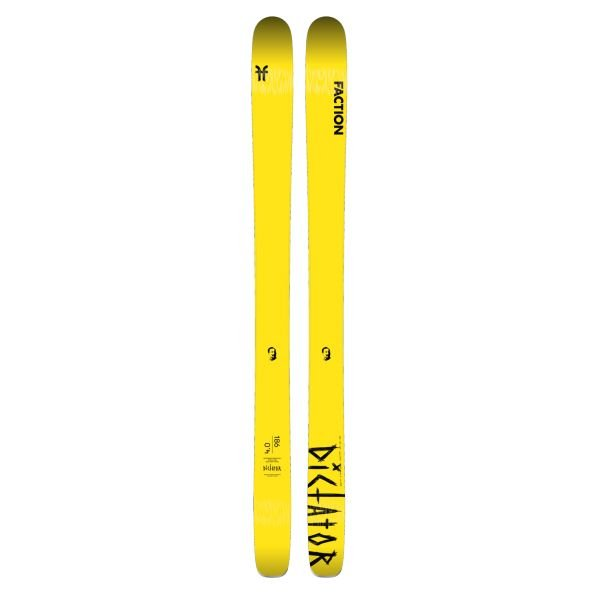 Faction Dictator 4.0 Skis 2020