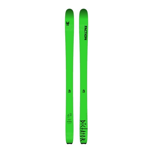Faction Dictator 1.0 X Skis 2020