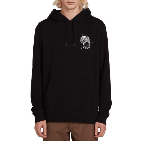 Volcom MIKE GIANT PULLOVER BLACK Pull 2020