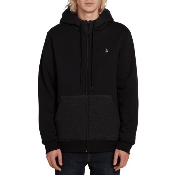 Volcom SNGL STN LINED BLACK Sweat 2020