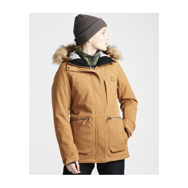 Billabong INTO THE FOREST BEESWAX JACKET 2020