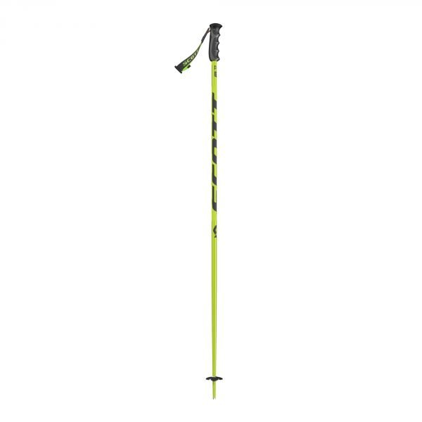 Scott Punisher yellow Batons de ski 2020