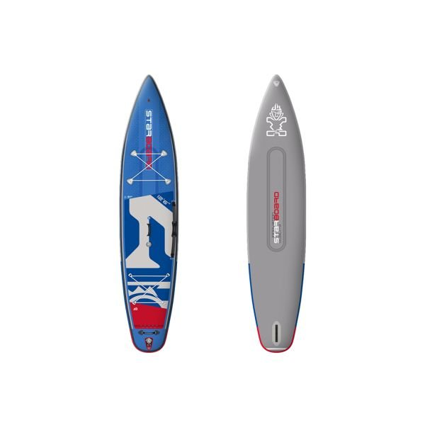 Starboard TOURING DELUXE DC Planche de SUP Gonflable 2020