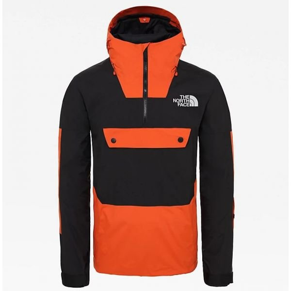 The North Face Silvani Orange/black Veste