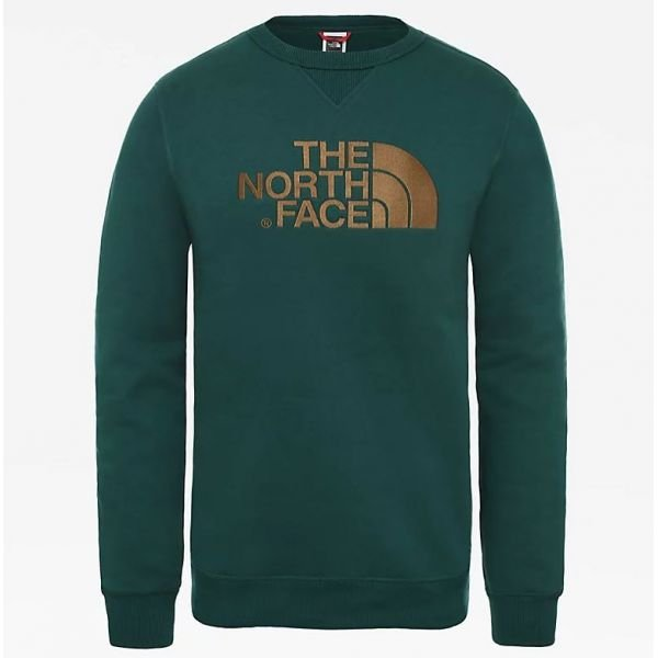 The North Face Drex peak night green Sweat Shirt