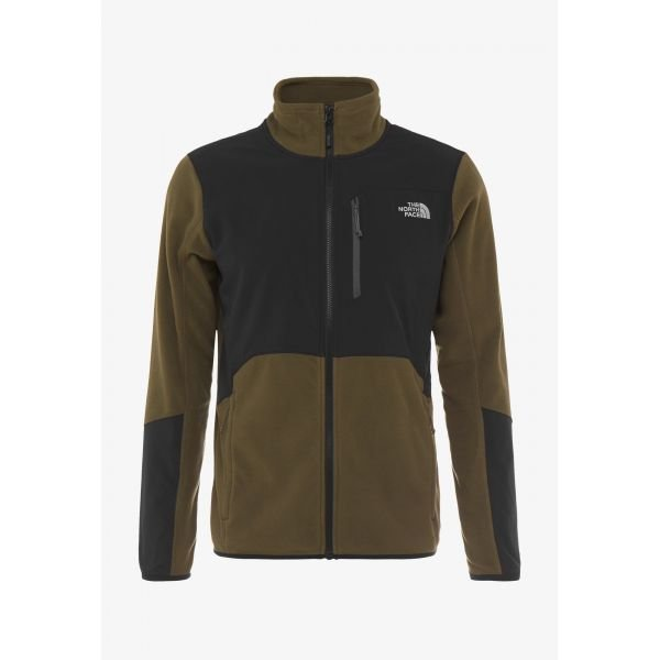 The North Face Glacier pro new taupe green Polaire