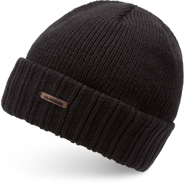 Dakine HARVEY BLACK SOLID Bonnet 2020