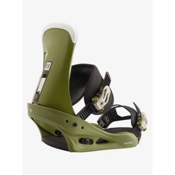 Burton FREESTYLE green fixation de snow 2020