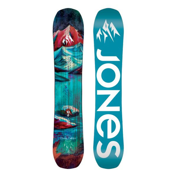 Jones-Snowboard WOMEN'S DREAM CATCHER Planche de snow 2020